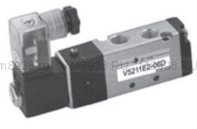 Электромагнитный пневмораспределитель V3222E4-06