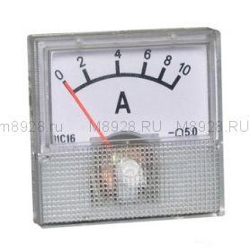 Амперметр 10А 40мм