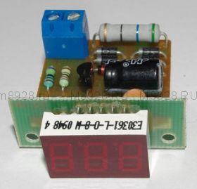 Вольтметр электронный переменного тока