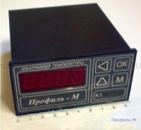 Терморегулятор Профиль-М 2 канала +1300 гр