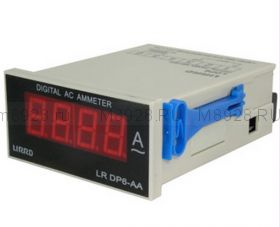 Цифровой амперметр переменного тока  DP-6