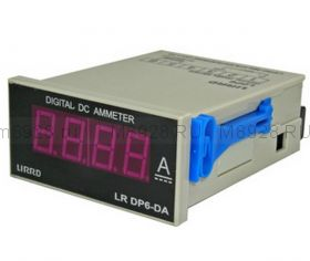Цифровой амперметр постоянного тока  DP-6