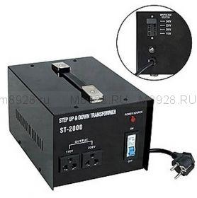 Преобразователь 220-110 вольт 1.5 Квт