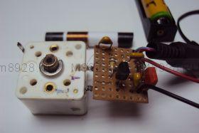 Радиоконструктор № 026, «Простой АМ приёмник на микросхеме ТА7642»
